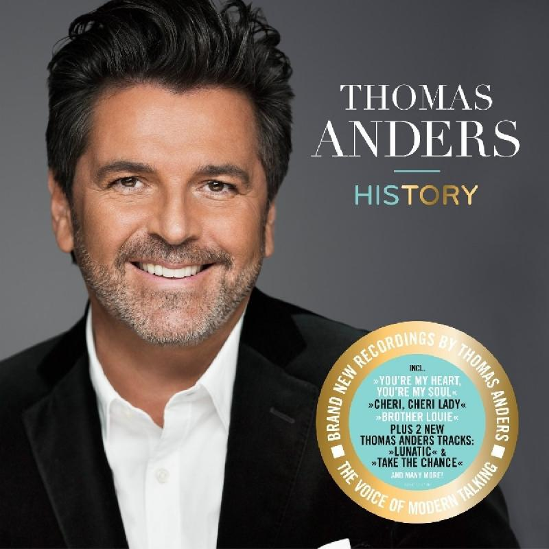Thomas Anders - HISTORY [LP VINYL]