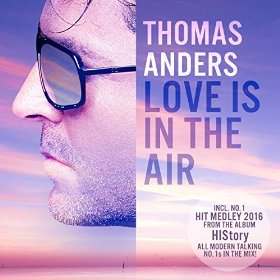 [Original CD] Thomas Anders - Love Is in the Air