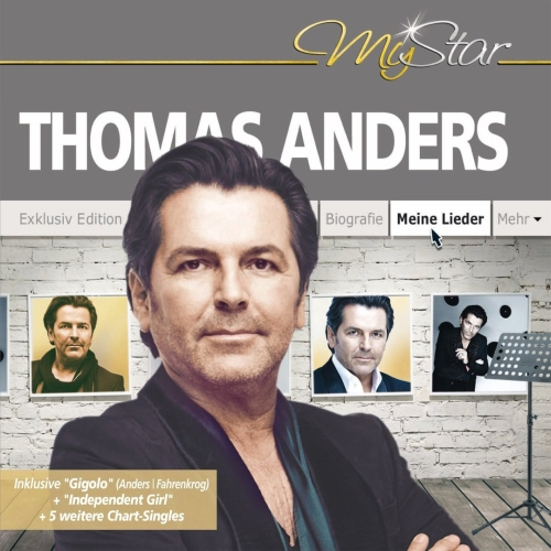 Thomas Anders - My star [2016]