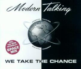 [Уценка!] Single - Modern Talking - We Take The Chance 1998