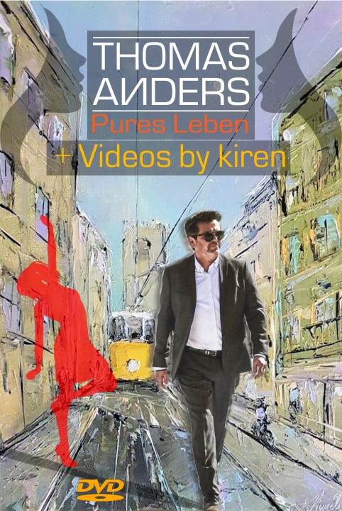 DVD Thomas Anders - Pures Leben Videos [Kiren Edition]