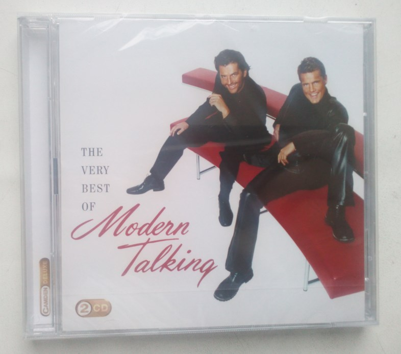 [Скидка!!] Modern Talking - The Very Best Of [2CD]